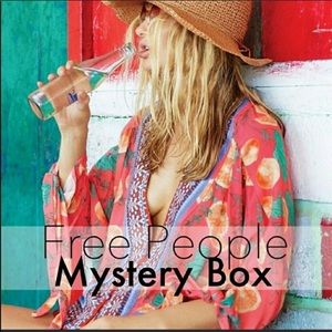 FREE PEOPLE 12PC MYSTERY BOX